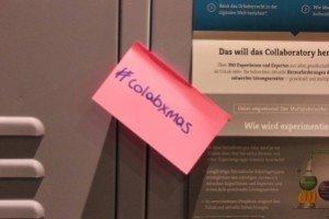 colabxmas (Bild: Tobias Schwarz/CoLab, CC BY 4.0)