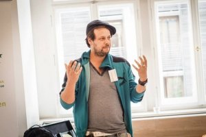 Bastian Koch (Bild: Tom Schlansky/Collaboratory, CC BY 3.0)