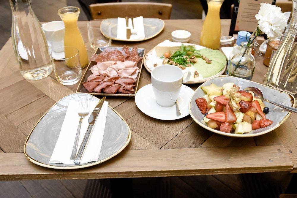 Smart Country Frühstücksgespräch